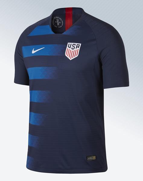 Camiseta suplente de Estados Unidos 2018-2019 | Imagen Nike