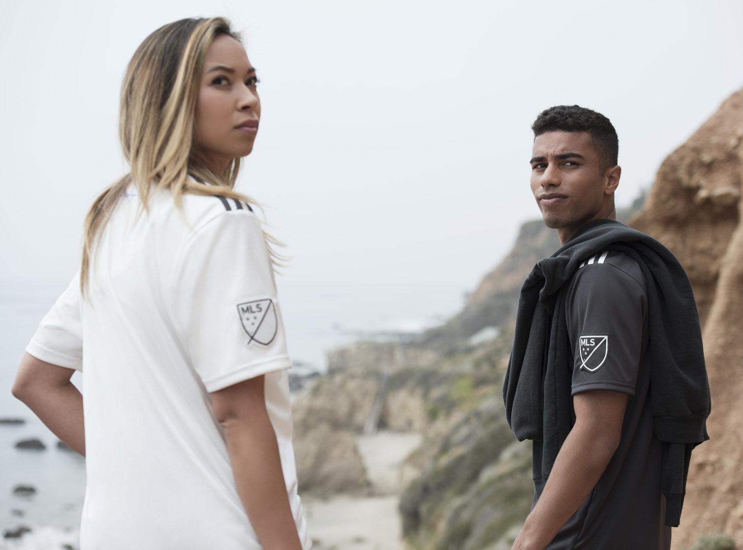Camisetas de la MLS 2018 x Parley | Foto Adidas