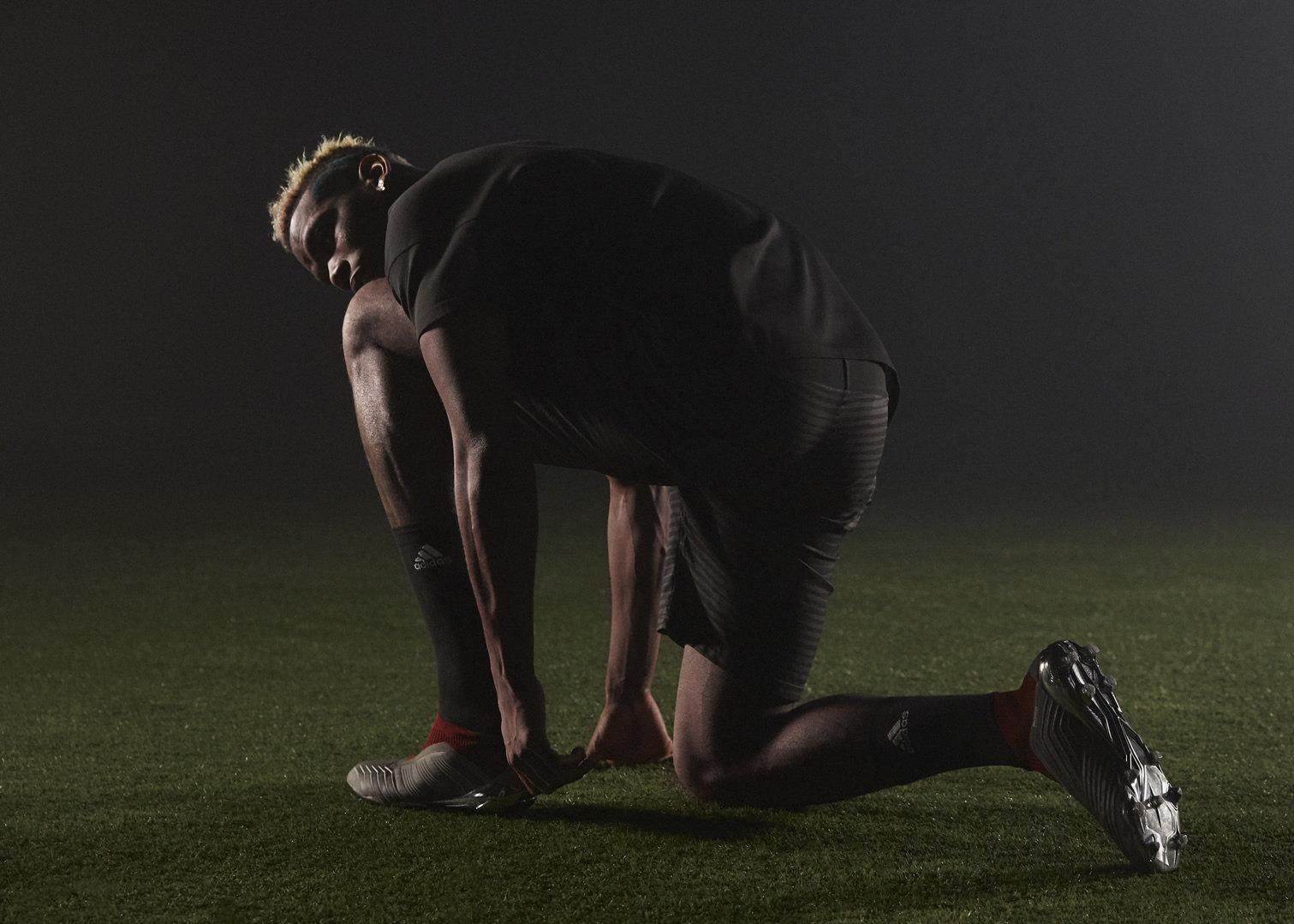 Nuevo botines Predator exclusivos de Paul Pogba | Foto Adidas