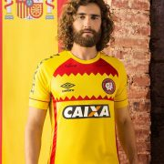 Camiseta Umbro Nations 2018 de Atlético PR   Foto Web Oficial