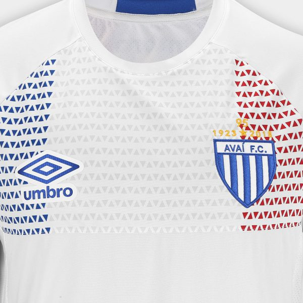 Camiseta Umbro Nations 2018 del Avaí FC | Foto Web Oficial