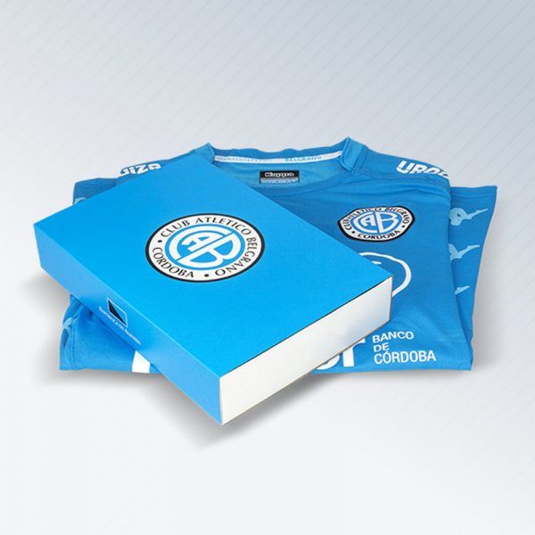 Nueva camiseta Kappa de Belgrano de Córdoba | Foto Web Oficial