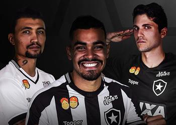 Camisetas del Botafogo | Imagen Web Oficial