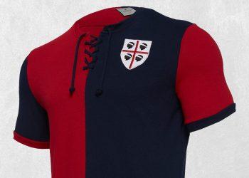 Camiseta Edición Limitada del Cagliari | Imagen Macron