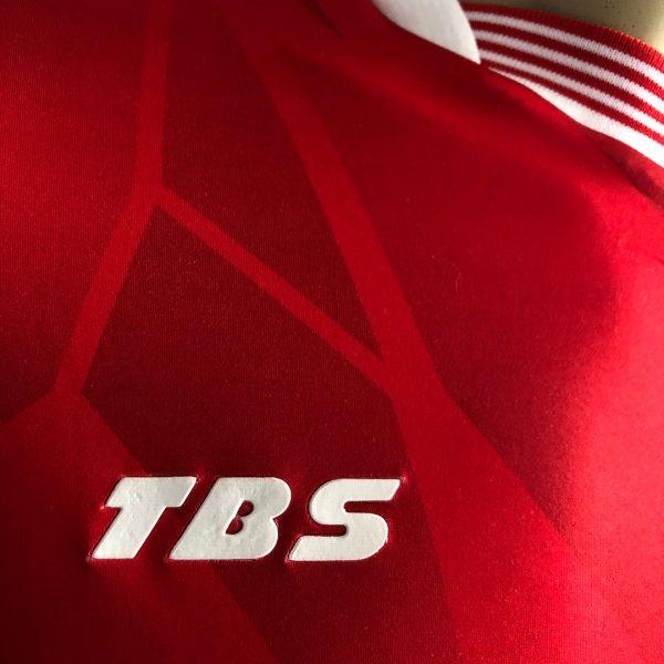 Camiseta suplente TBS de Huracán 2018 | Foto Web Oficial