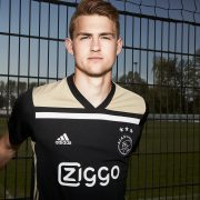 Camiseta suplente Adidas del Ajax de Holanda 2018/19 | Imagen Web Oficial