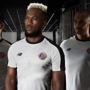 Camiseta suplente de Costa Rica Mundial 2018 | Foto New Balance