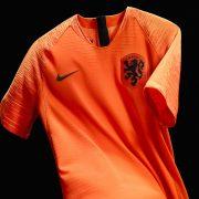 Camiseta titular Nike de Holanda 2018-2019 | Imagen KNVB