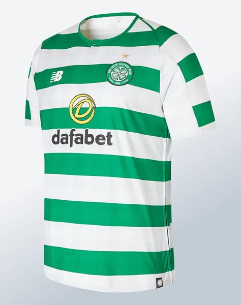 Camiseta titular 2018-19 del Celtic FC | Imagen New Balance