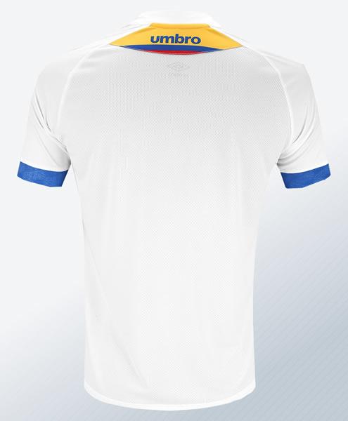Camiseta Umbro Nations 2018 del Chapecoense | Foto Web Oficial