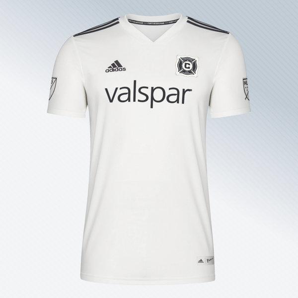 Camiseta Chicago Fire Adidas x Parley | Imagen MLS