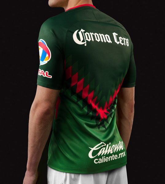 Cuarta camiseta Nike 2018 del Club América | Foto Web Oficial