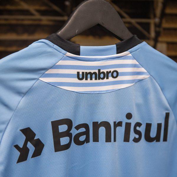 Camiseta Umbro Nations 2018 del Grêmio | Foto Web Oficial