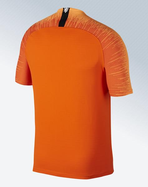 Camiseta titular de Holanda 2018-2019 | Imagen Nike