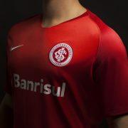 Camiseta titular Nike 2018 del Internacional de Porto Alegre | Foto Web Oficial