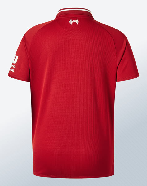 Camiseta titular 2018/19 del Liverpool | Imagen New Balance