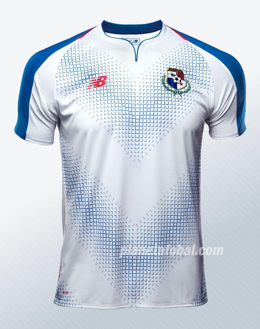 Camisetas New Balance de Panamá Mundial 2018