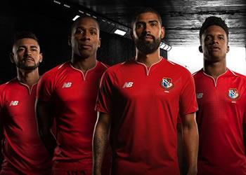 Camiseta titular de Panamá Mundial 2018 | Foto New Balance