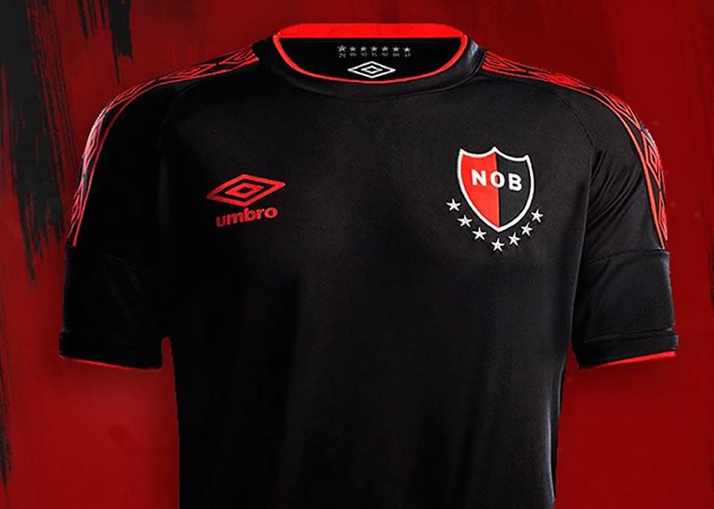 Tercera camiseta Umbro de Newell's Old Boys 2018 | Foto Web Oficial