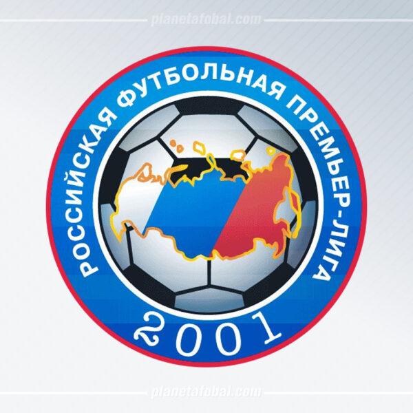 Viejo logo de la Premier League de Rusia | Imagen RFPL