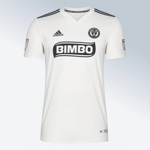 Camiseta Philadelphia Union Adidas x Parley | Imagen MLS
