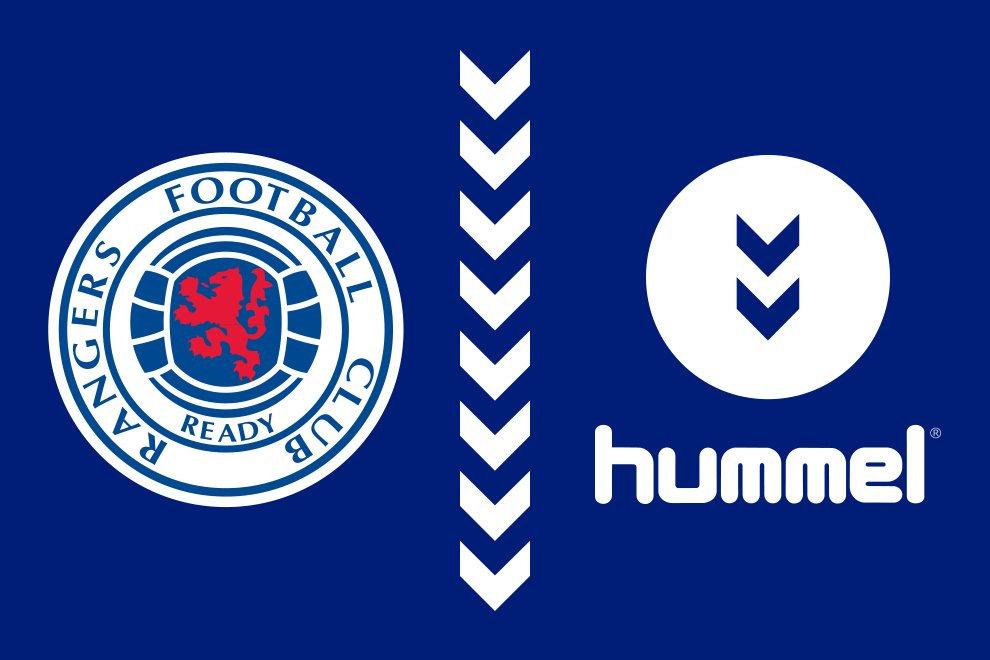 Rangers y Hummel firmaron contrato de indumentaria | Imagen Web Rangers
