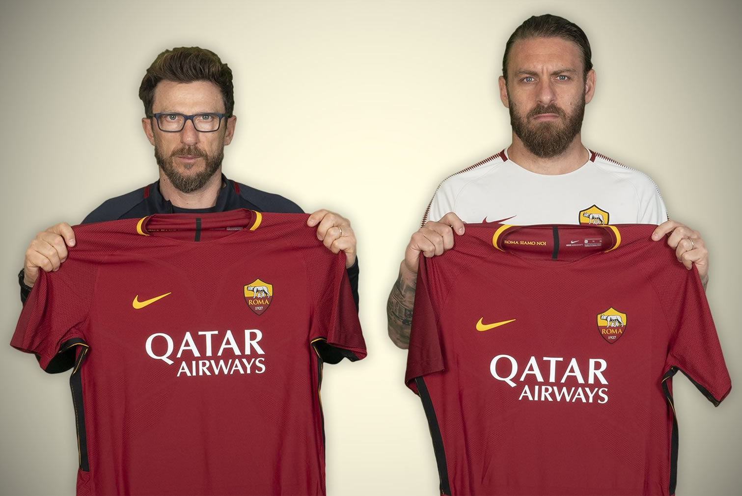 Qatar Airways es nuevo sponsor de la Roma | Imagen Web Oficial