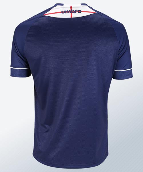 Camiseta Umbro Nations 2018 del Santos | Foto Web Oficial