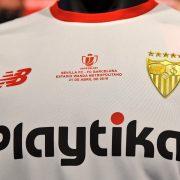 Camiseta especial New Balance del Sevilla | Foto Web Oficial