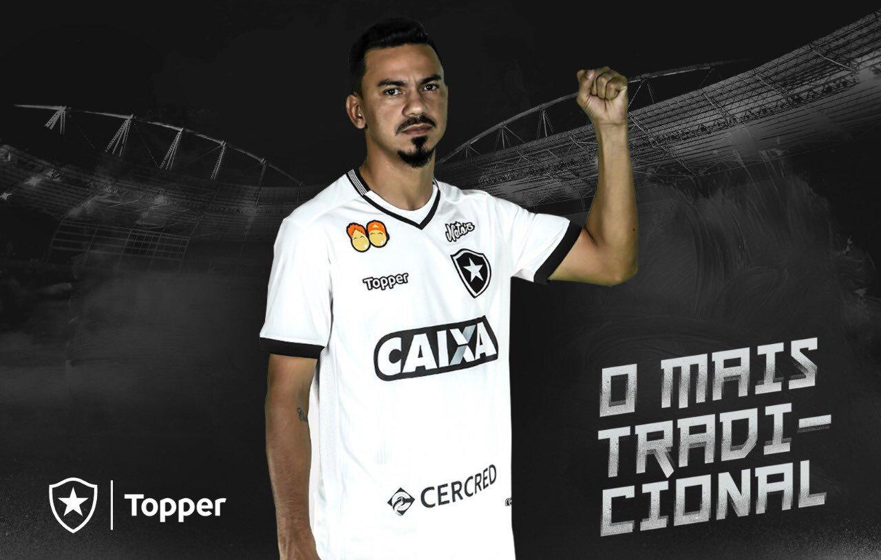 Tercera camiseta del Botafogo | Imagen Web Oficial