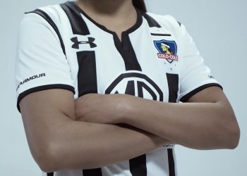 Nueva camiseta alternativa 2018 del Colo-Colo