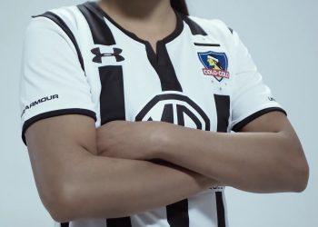 Nueva camiseta alternativa 2018 del Colo-Colo