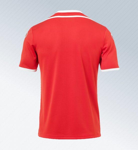 Camiseta suplente de Túnez Mundial 2018 | Imagen uhlsport
