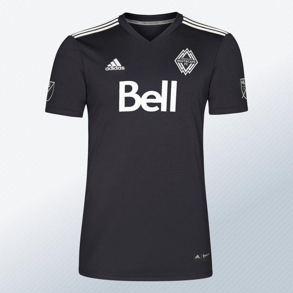 Camiseta Vancouver Whitecaps Adidas x Parley | Imagen MLS