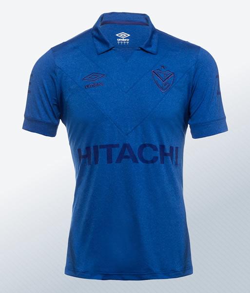 Camiseta Edición Limitada Umbro de Vélez 2018 | Foto Web Oficial