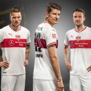 Camiseta titular 2018-19 Puma del Stuttgart | Foto Web Oficial