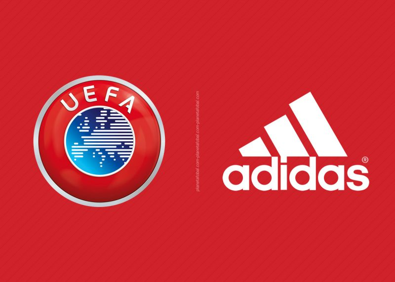 Adidas extendió su vínculo con la UEFA