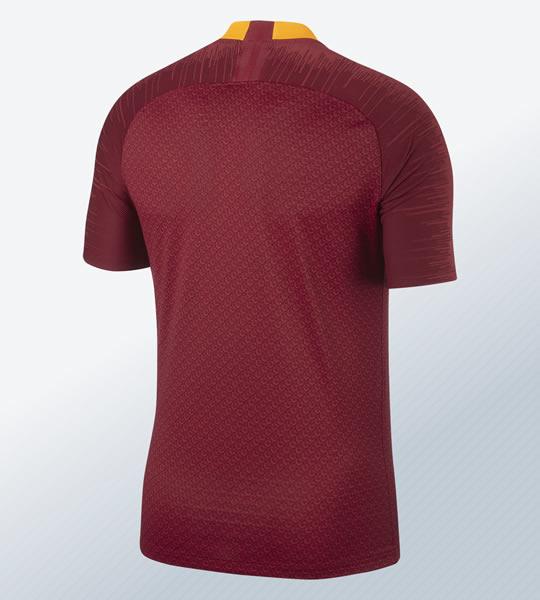 Camiseta titular 2018/19 de la Roma | Imagen Nike
