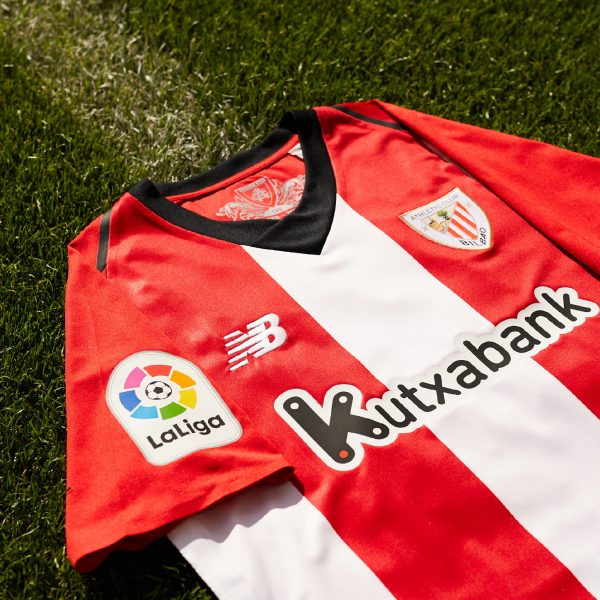 Camiseta titular 2018/19 del Athletic Bilbao   Imagen Web Oficial