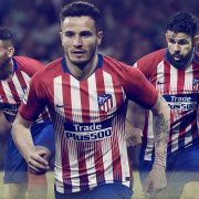 Camiseta titular del Atlético de Madrid 2018/19   Imagen Nike