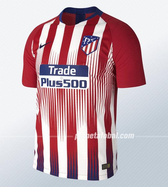 Camiseta titular del Atlético de Madrid 2018/19 | Imagen Nike