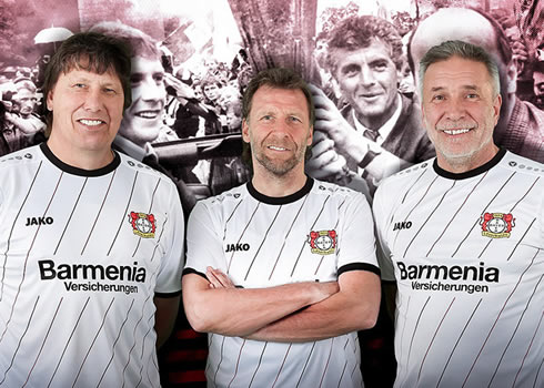 Camiseta Jako Edición Limitada del Bayer 04 Leverkusen 2018/19   Imagen Web Oficial