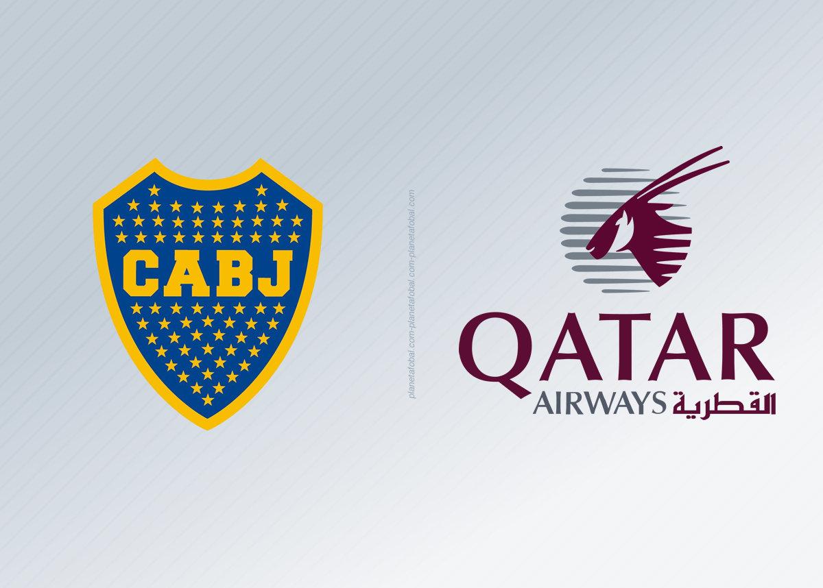 Boca y Qatar Airways sellan contrato hasta 2023