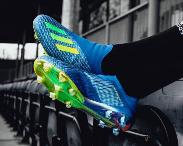 "Nuevos botines X18+ ""Energy Mode"" | Imagen Adidas"