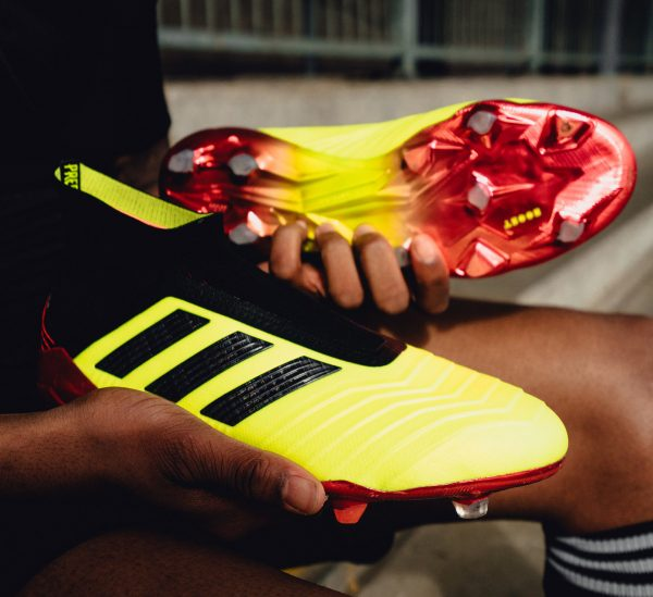 "Botines Predator 18 ""Energy Mode"" | Foto Adidas"