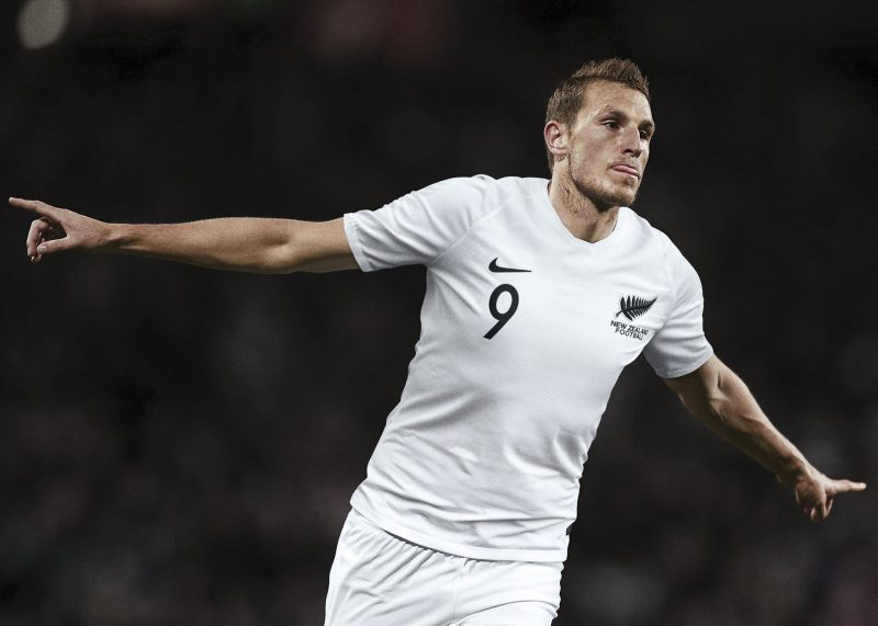 Camiseta titular 2018/19 de Nueva Zelanda | Foto Nike