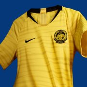 Camiseta titular de Malasia 2018/19   Imagen Nike