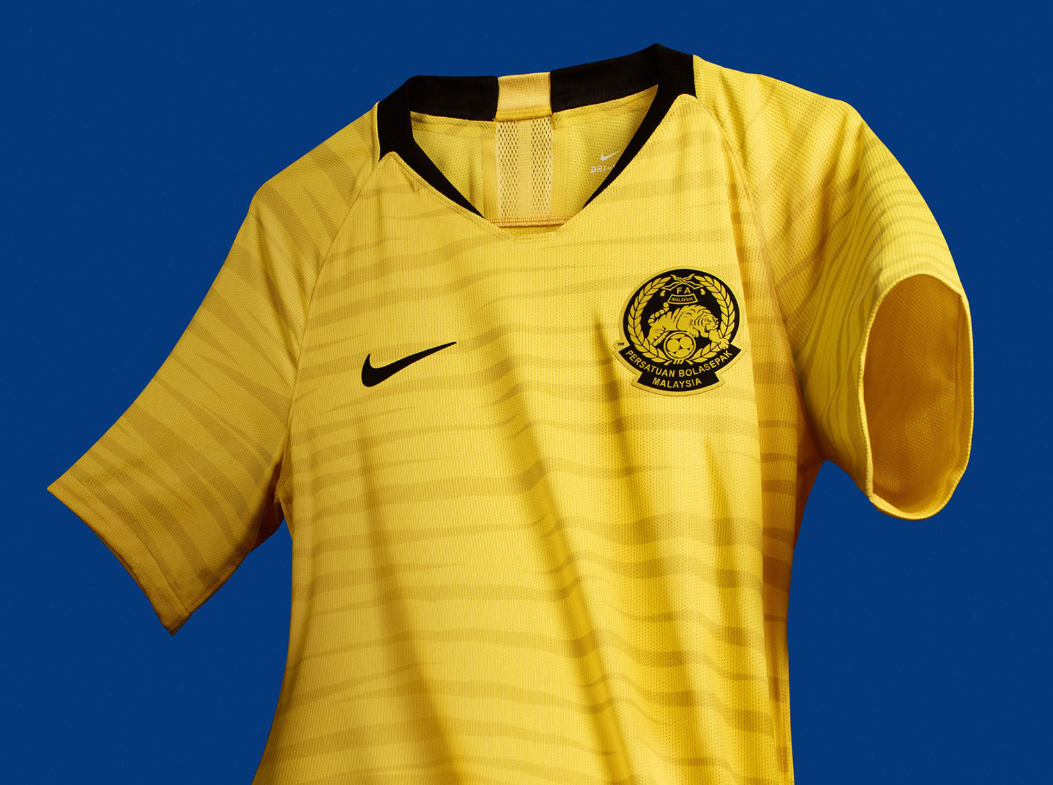 Camiseta titular de Malasia 2018/19 | Imagen Nike