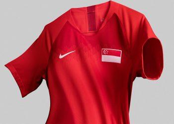 Camiseta titular de Singapur 2018/19 | Imagen Nike