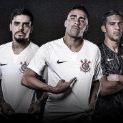 Camisetas Nike 2018/19 del Corinthians   Imagen Web Oficial